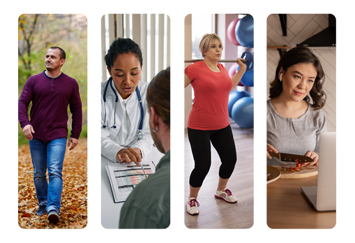 Wellness Program Example Participants 6